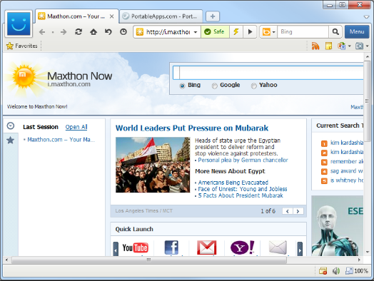 Maxthon Browser Download