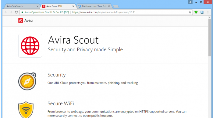 Download Avira Scout Browser Latest Version