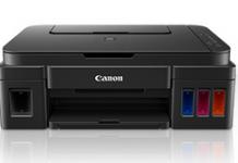 Canon PIXMA G2500 Driver