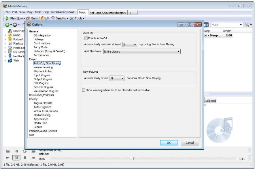 MediaMonkey for Windows 8
