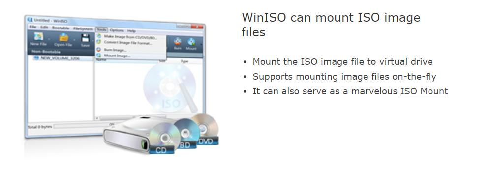 WinISO Standard 6 for Windows